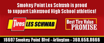 sponsor: Les Schwab - Smokey Point